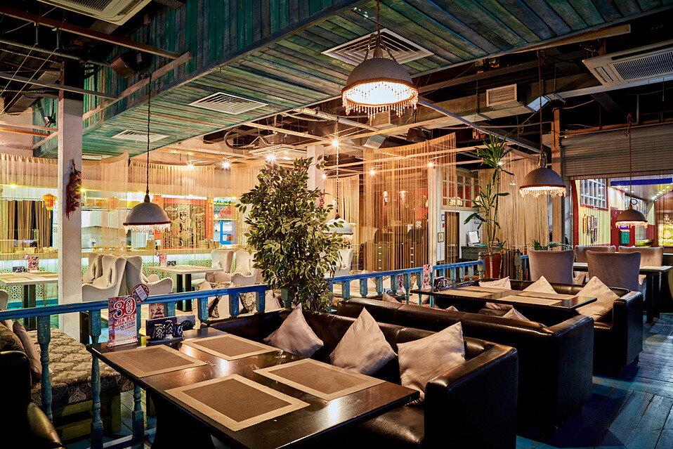 ресторан — Temple Bar — Москва, фото №7