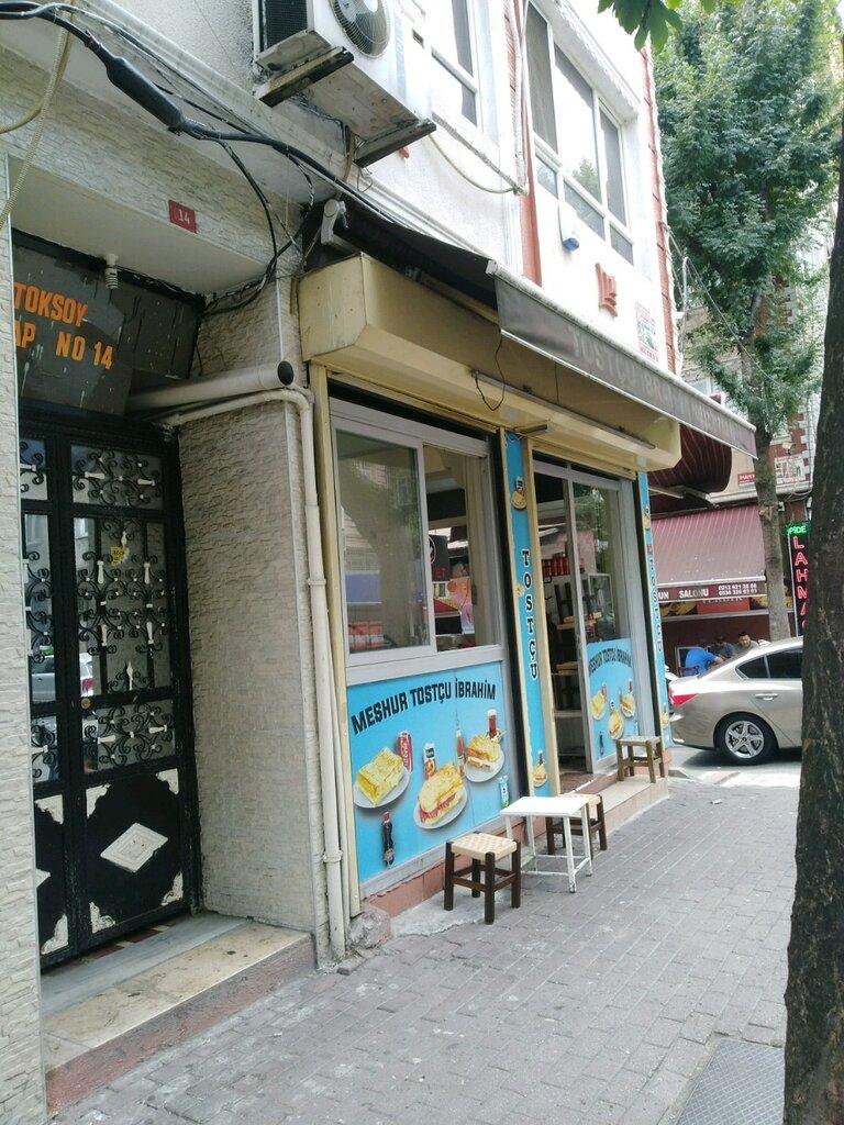 fast food — Tostçu İbrahim — Fatih, foto №%ccount%