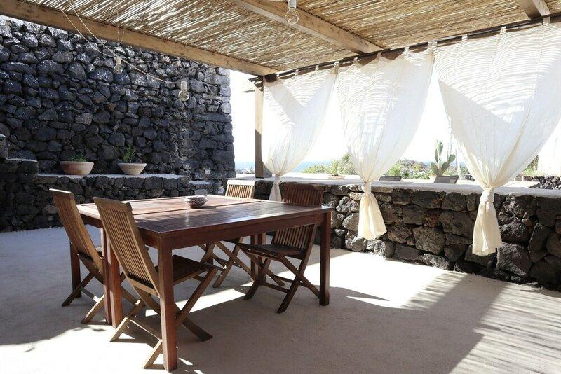 I Dammusini di Pantelleria