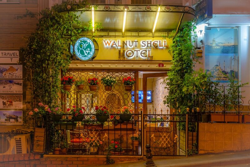 Walnut Shell Hotel