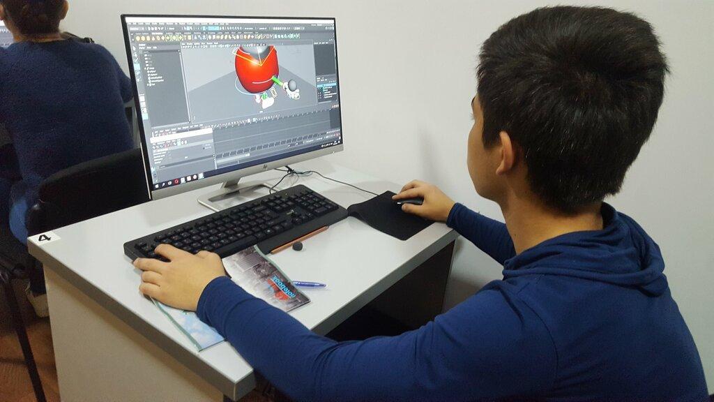 студия графического дизайна — Dip Animation Studio 3d — Ташкент, фото №1