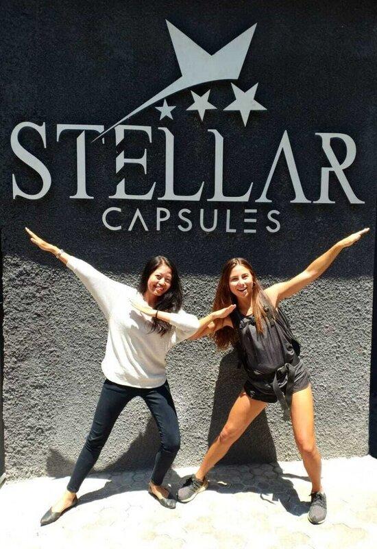 Stellar Capsules