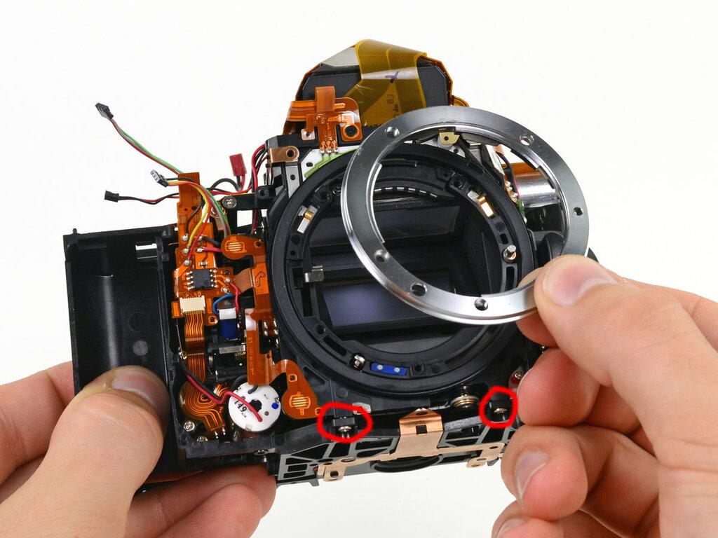 Ремонт фотоаппаратов краматорск