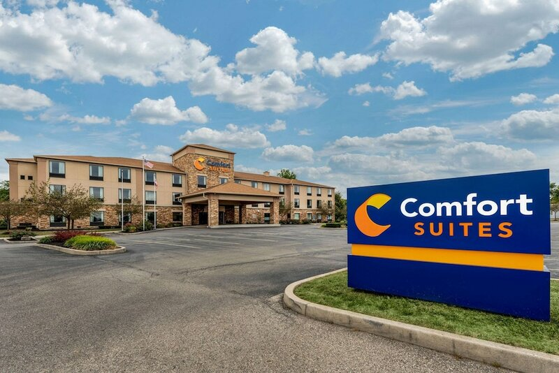 Comfort Suites Wright Patterson