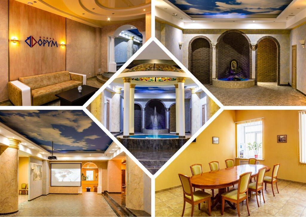 гостиница — Форум Отель — Тюмень, фото №1