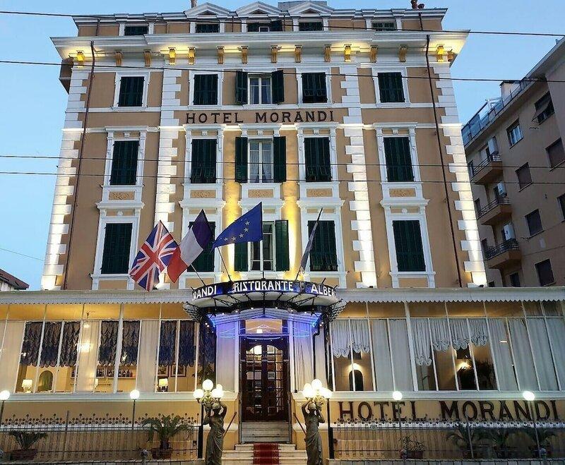 Отель Morandi