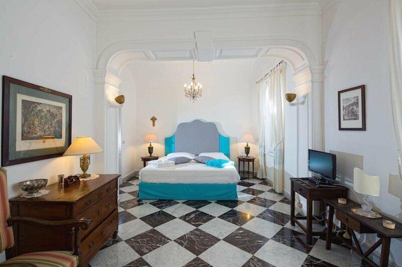 Resort Villa Bismarck Capri