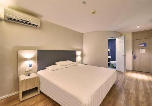 Hanting Hotel Beijing West Liangxiang Road