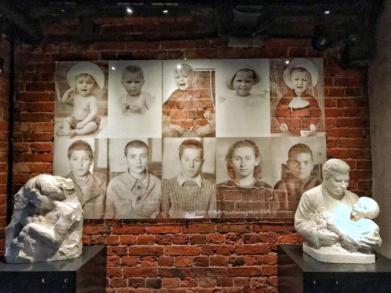 музей — ГБУК Государственный музей истории ГУЛАГа — Москва, фото №6