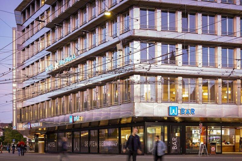 Отель Walhalla St Gallen