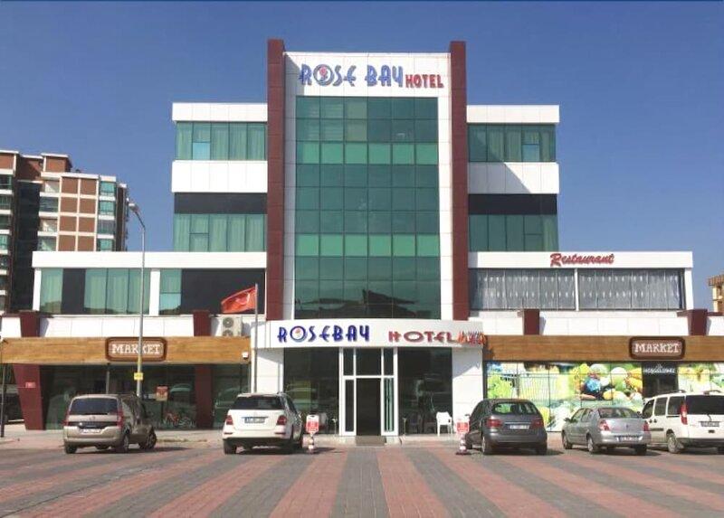 Rose Bay Hotel Manisa
