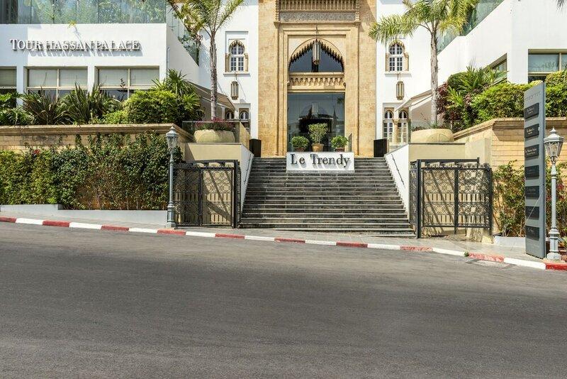 Hôtel la Tour Hassan Palace