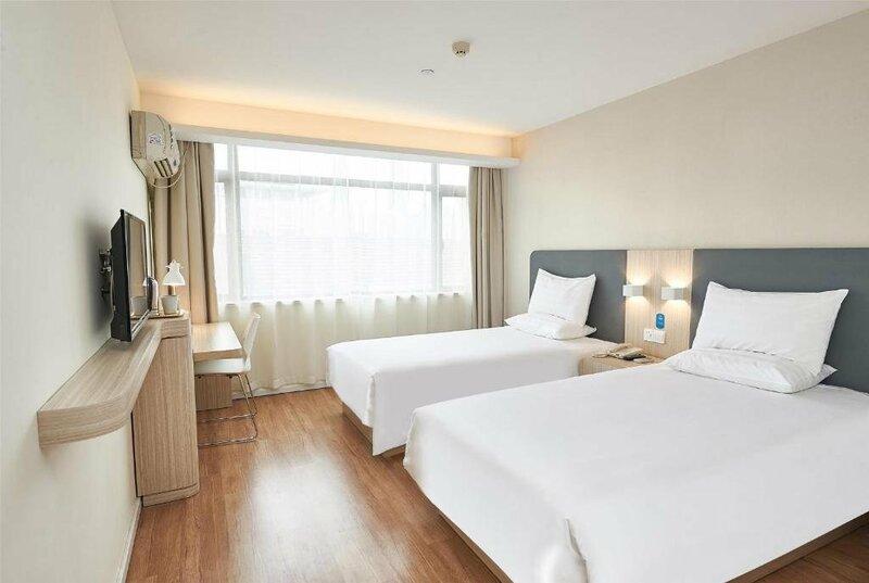 Hanting Hotel Jiaxing Yuehe Street