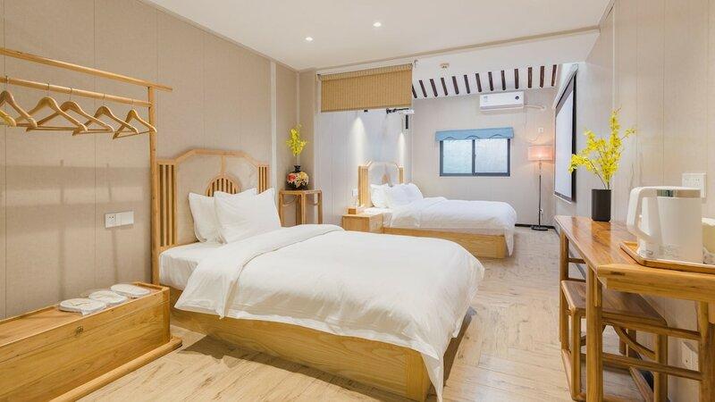 Floral Hotel Yi Shu Yu She Zhouzhuang