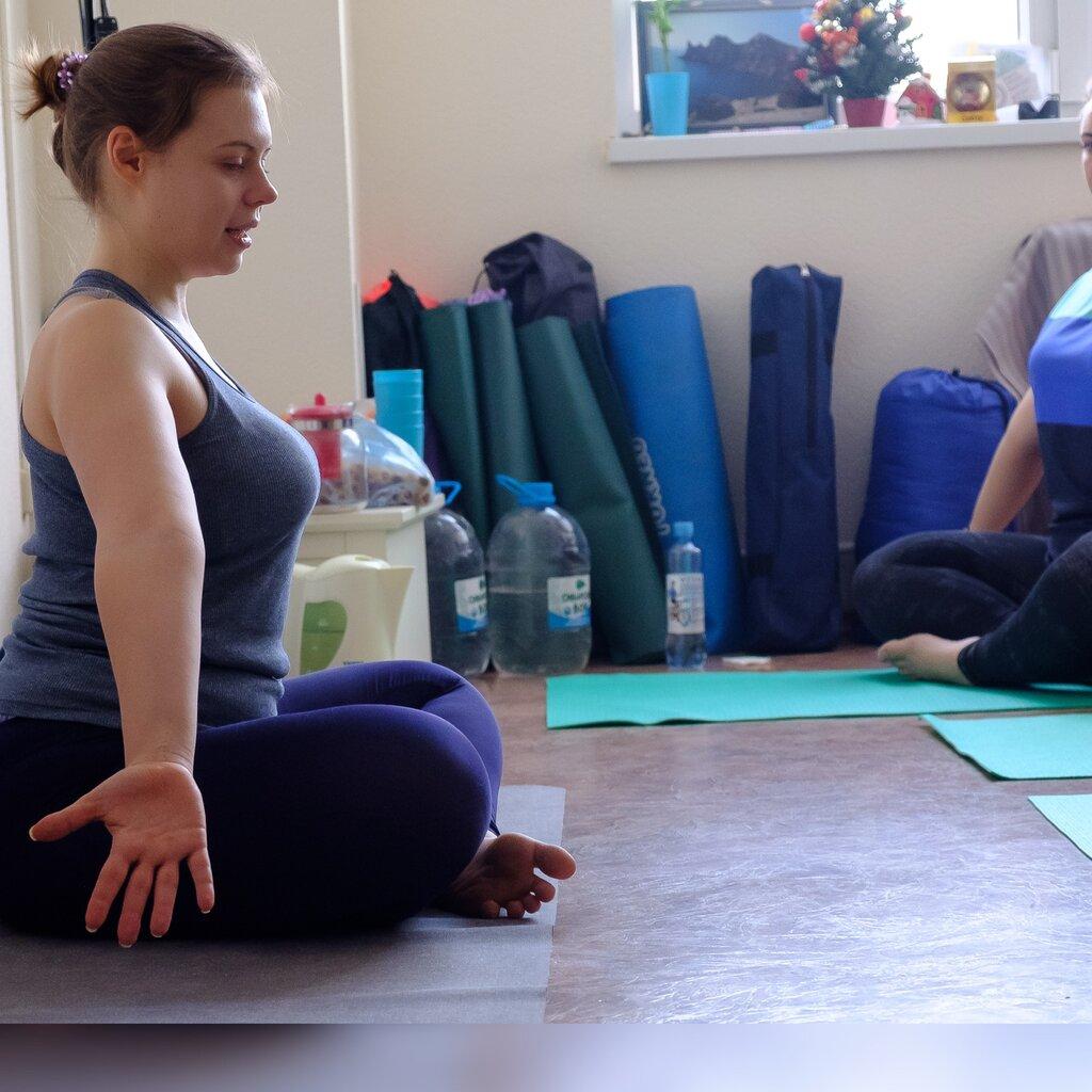 yoga center — Студия йогатерапии Юлии Михайловой — Omsk, photo 2