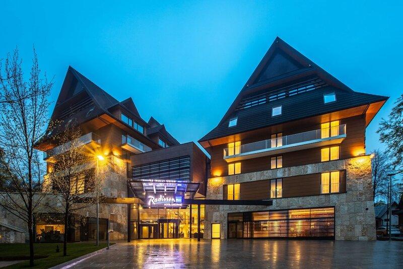 Radisson Blu Hotel & Residences, Zakopane