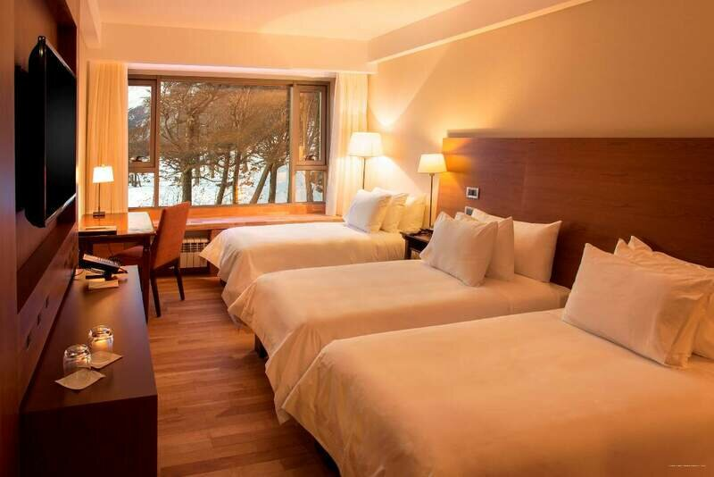 Отель Arakur Ushuaia Resort & SPA