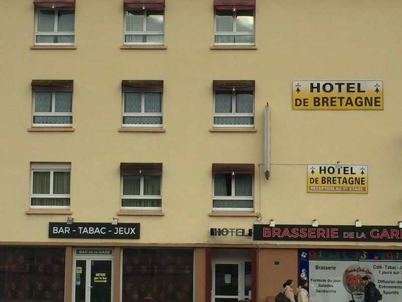 Hotel De Bretagne - Fougeres