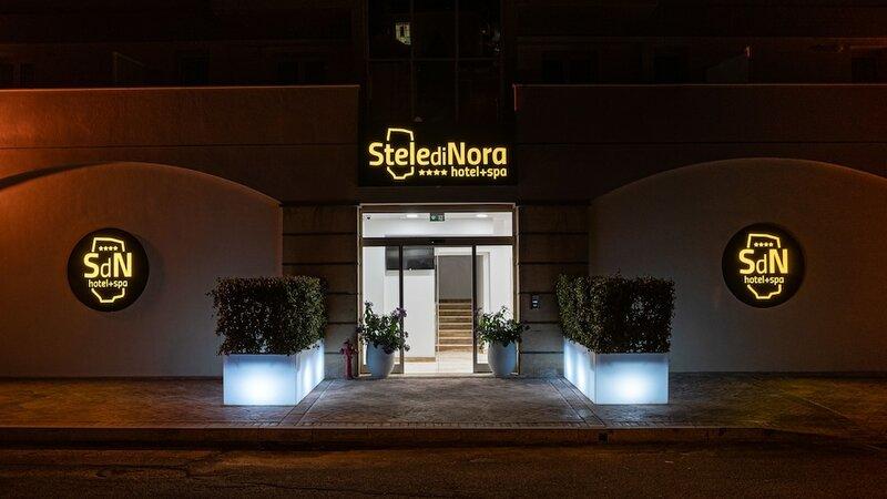 Отель Stele di Nora