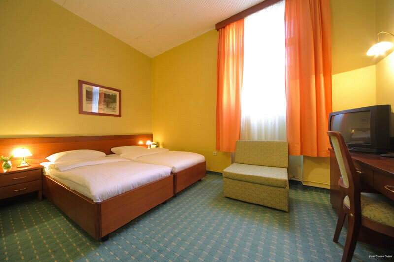 Hotel Central Osijek