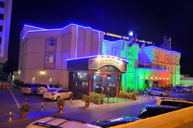 Bowshar International Hotel - Muscat