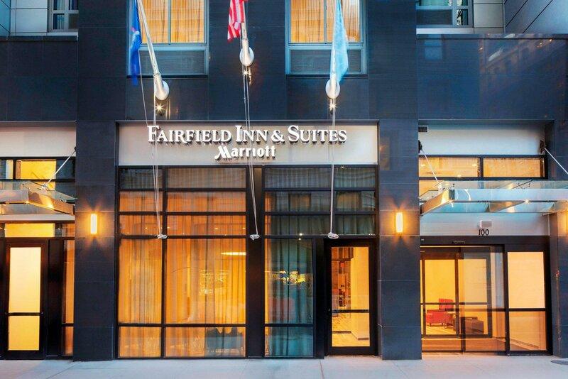 Fairfield Inn & Suites Ny Downtown Manhattan/WTC