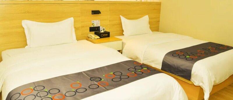 Yimi Hotel Jiangwan Tuanyida Square
