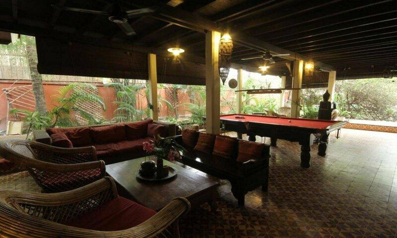 Mysteres D Angkor Lodge