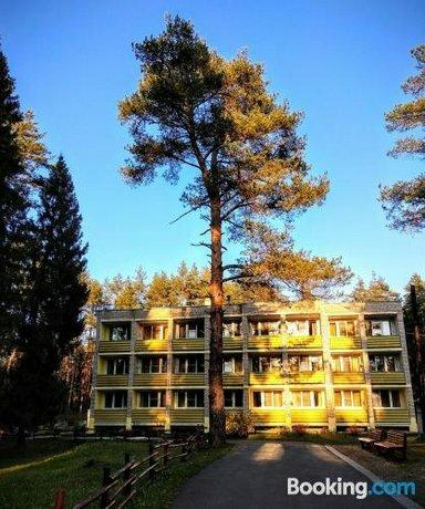 Сосновый бор, гостиница