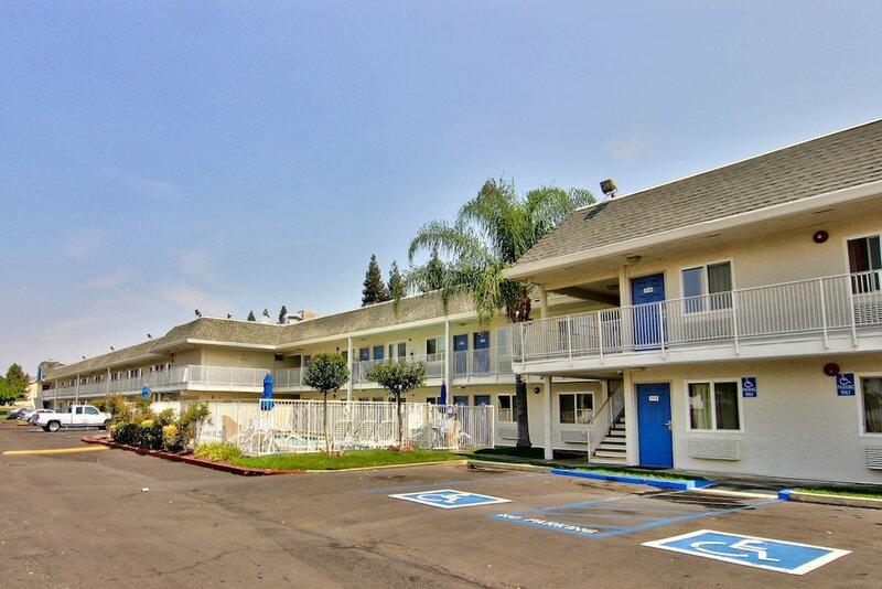 Motel 6 Sacramento, Ca - South