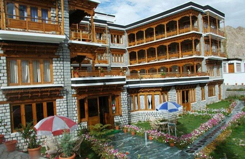Hotel Shangrila Ladakh