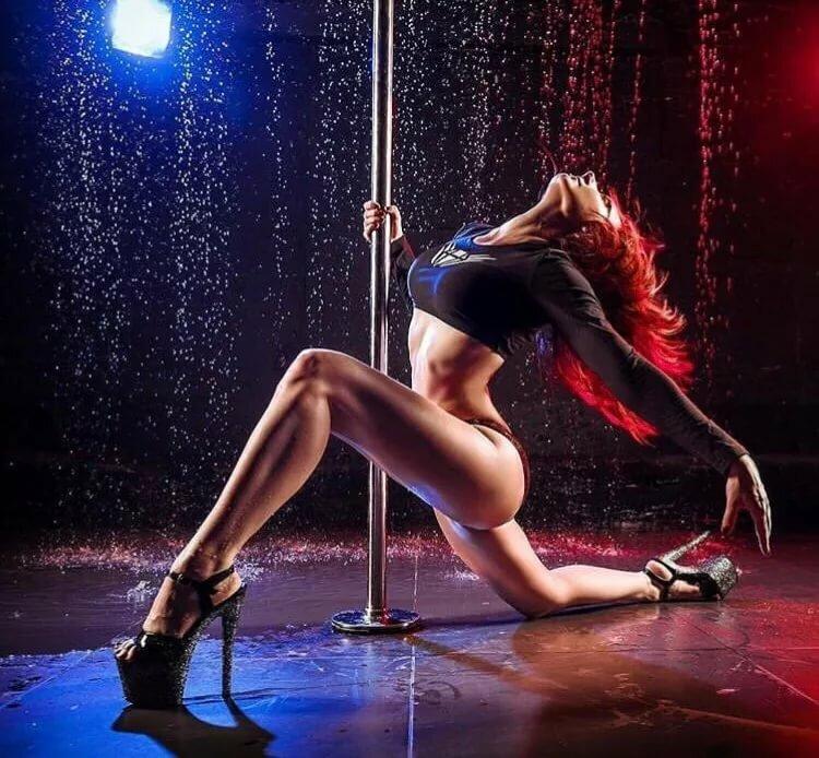 Strip Dance Vid