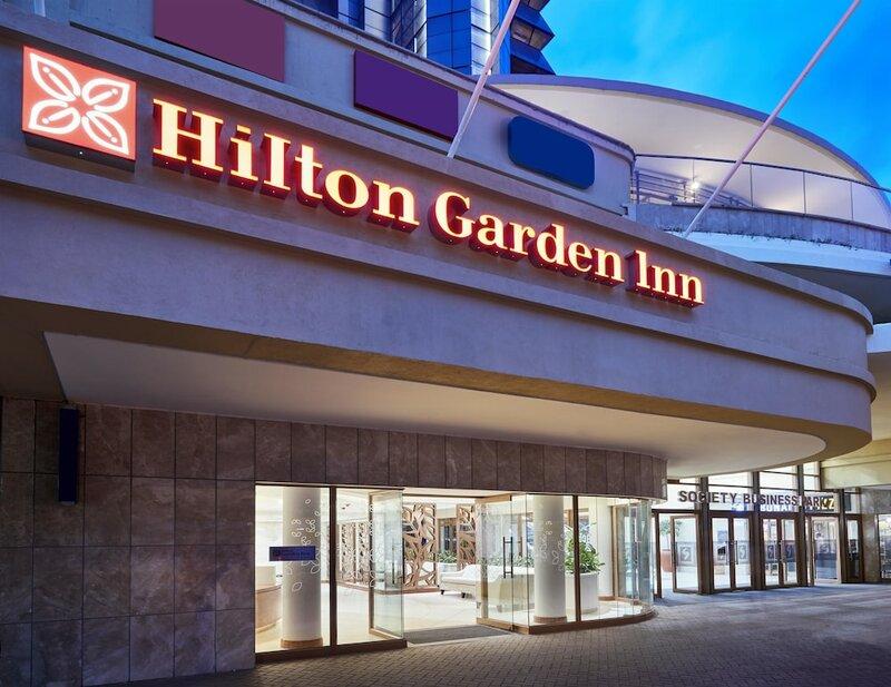 Hilton Garden Inn Lusaka Society Business Park