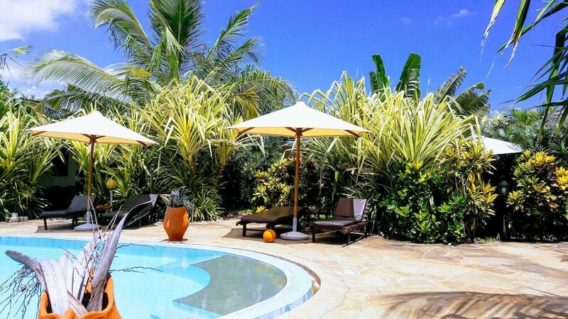 African Dream Cottages Diani Beach