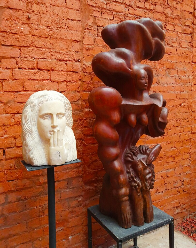 музей — Дом Бурганова — Москва, фото №6