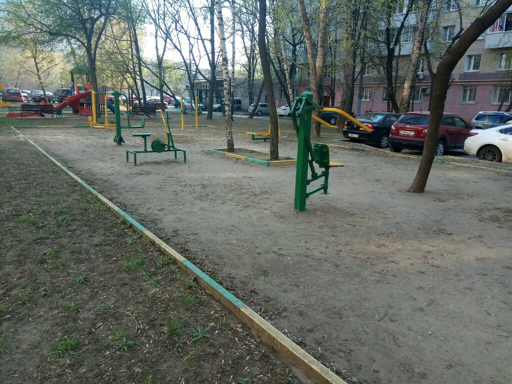 sports activity location — Sports activity location — Moscow, фото №3