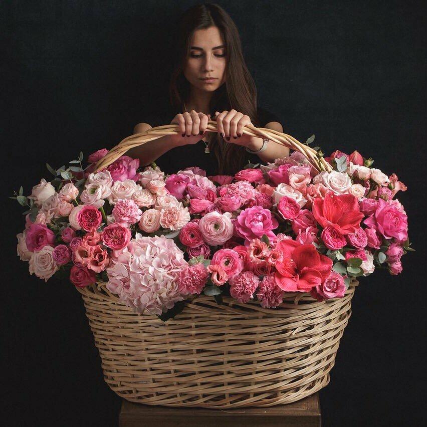 доставка цветов и букетов — Kinza Flowers — Краснодар, фото №2