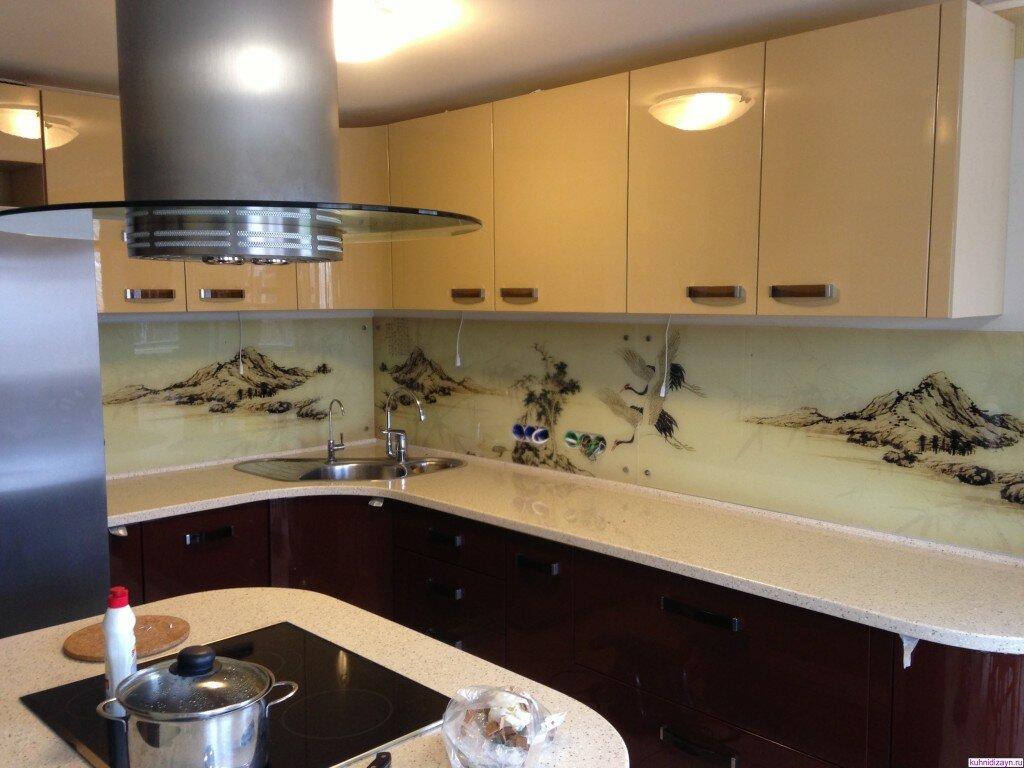 тебе фартуки для кухни стекло с фотопечатью разберемся, каких