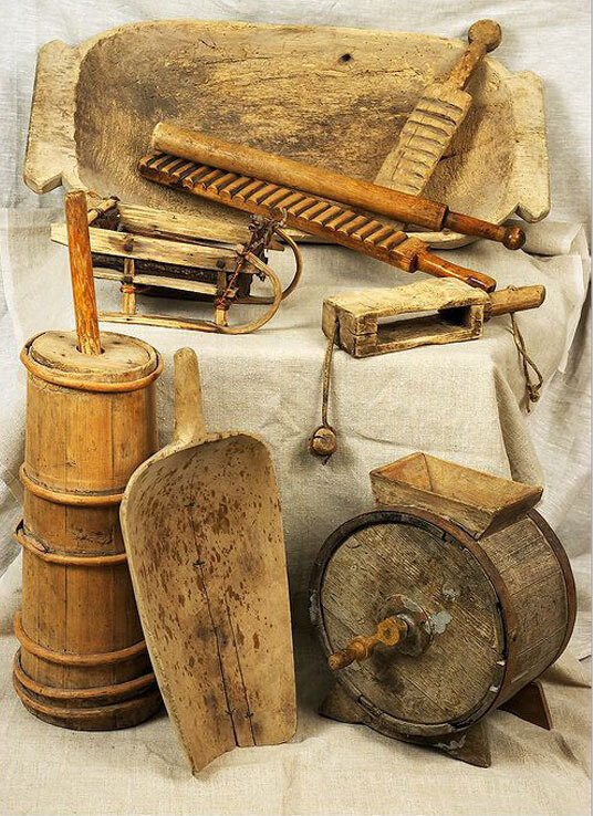 картинки с предметами крестьянского быта