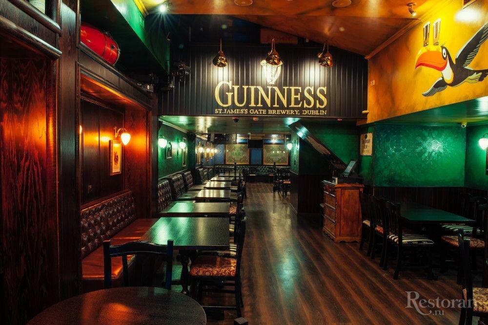 pub, bar — O'Connell's Pub — Moscow, photo 1