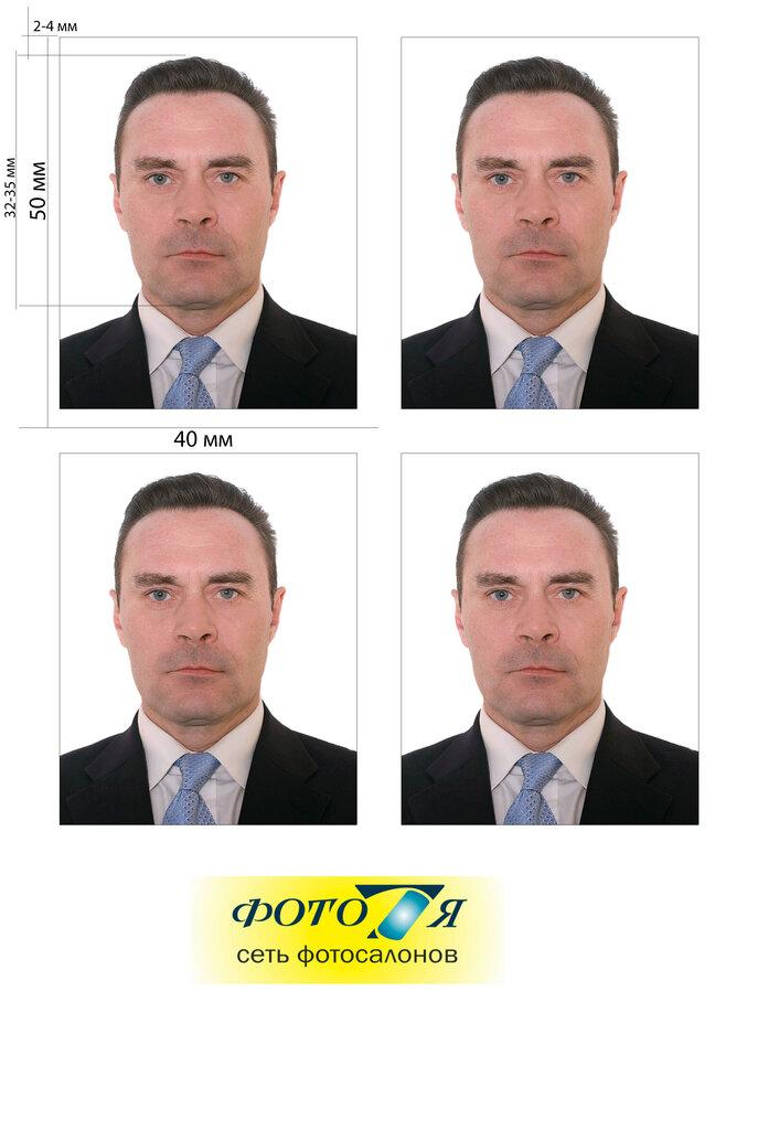 фото на визу в посольстве испании требования про