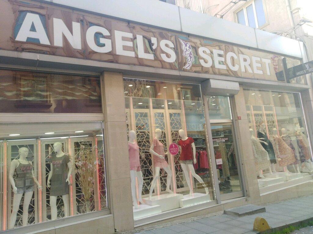i̇ç çamaşırı ve mayo mağazası — Angel's Secret — Fatih, photo 1