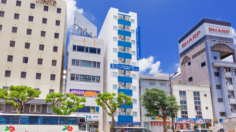 Kariyushi Condominium Resort Naha Living Inn Asahibashiekimae