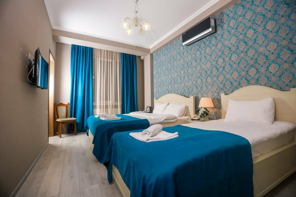 гостиница — Отель New Metekhi — Тбилиси, фото №1