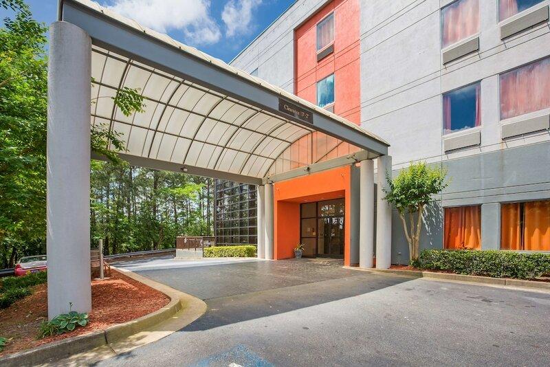 Motel 6 Atlanta, Ga - Stadium Se