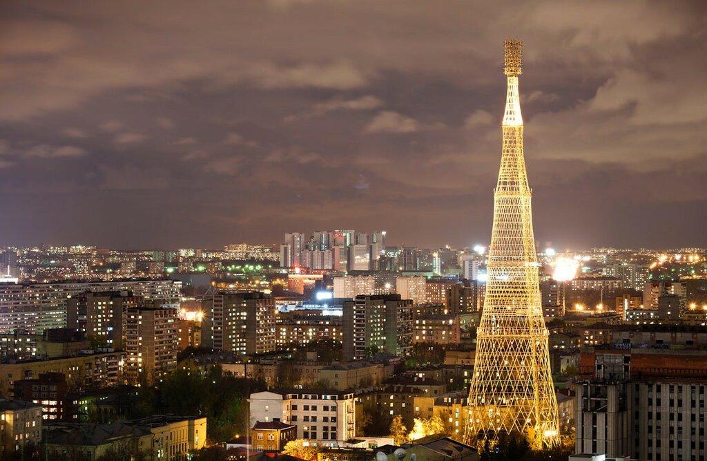 достопримечательность — Шуховская башня — Москва, фото №2