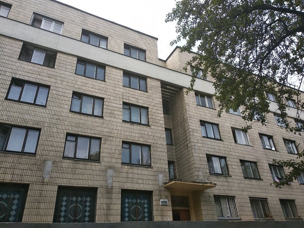 общежитие — Общежитие № 9 МАЗ — Минск, фото №2