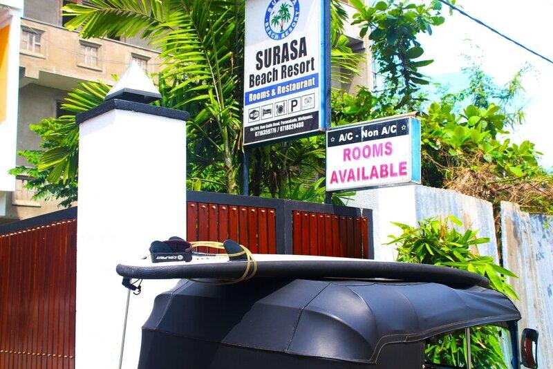 Surasa Beach Resort