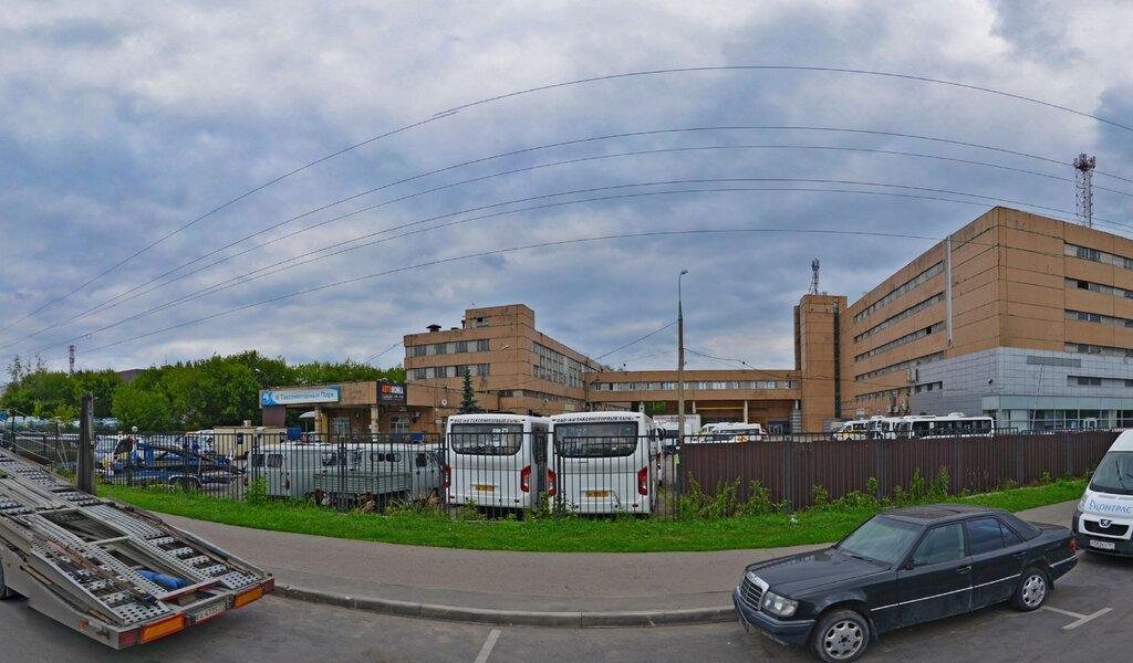 Панорама столовая — Вкусный дворик — Москва, фото №1