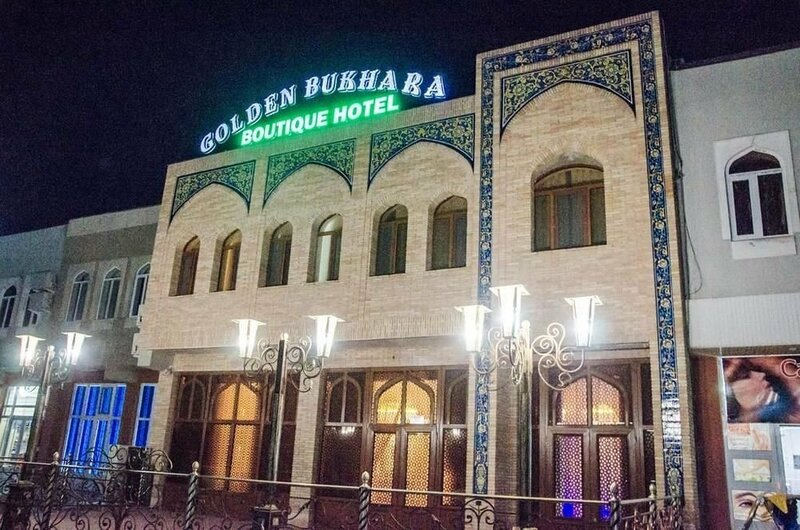 Golden Bukhara Boutique